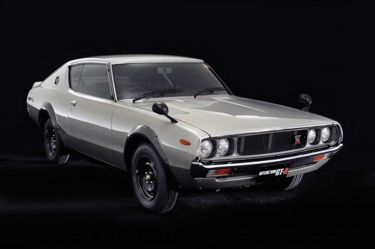 Nissan Skyline H:T 2000GT-R 20