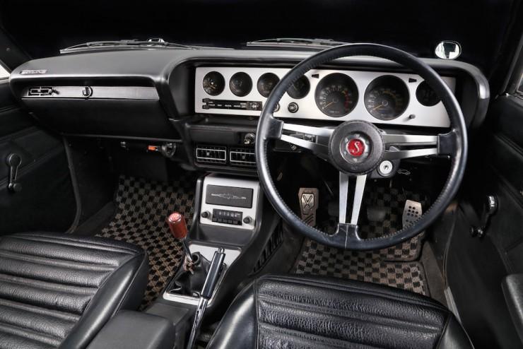 Nissan Skyline H:T 2000GT-R 3