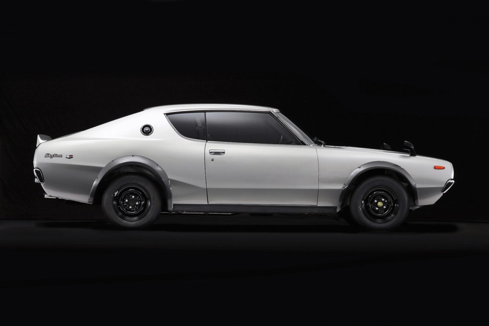 Nissan Skyline HT 2000GT R 4 1600x1066 - Nissan Skyline H/T 2000GT-R