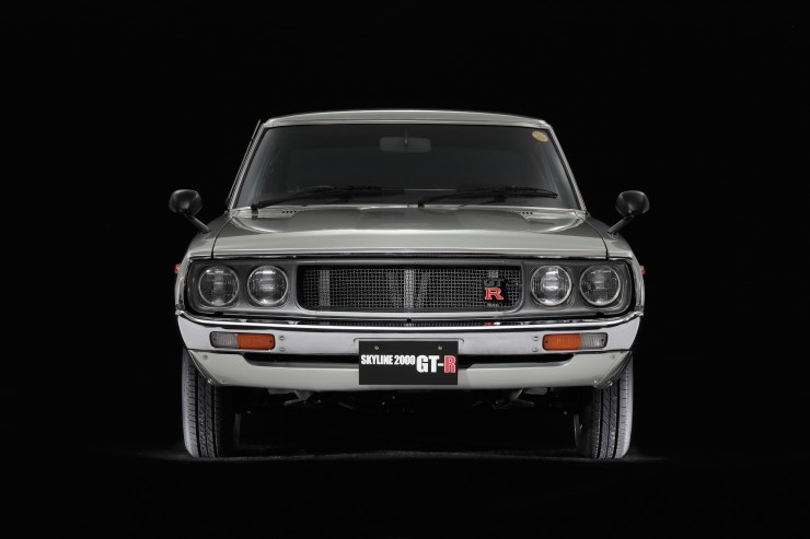 Nissan Skyline H:T 2000GT-R 5