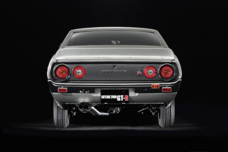 Nissan Skyline H:T 2000GT-R 6