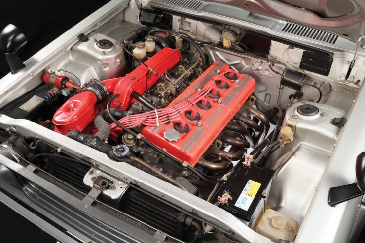 Nissan Skyline H:T 2000GT-R 7