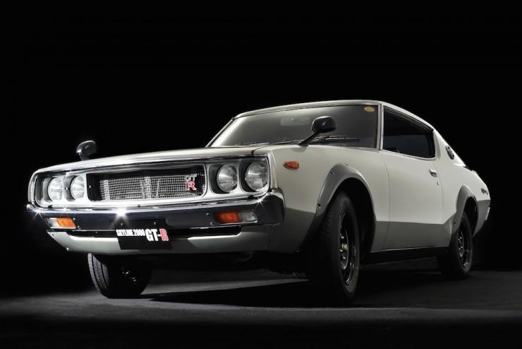 Nissan Skyline H:T 2000GT-R