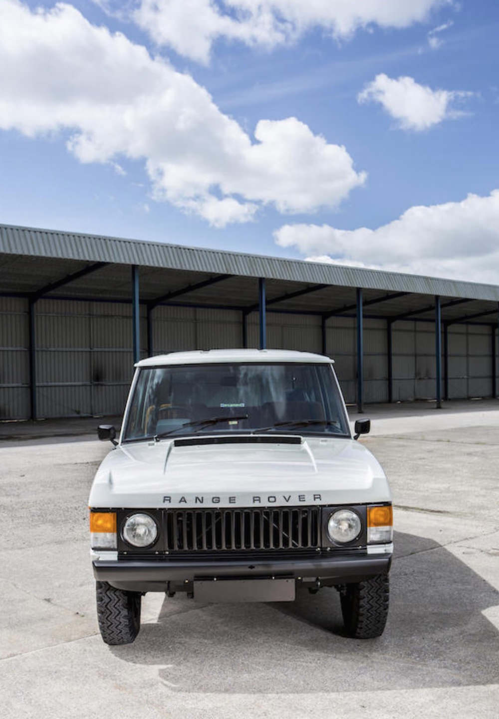 Local Motors Rally Fighter >> Range Rover Classic