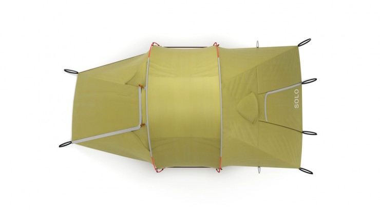 Redverz Solo Expedition Tent 4