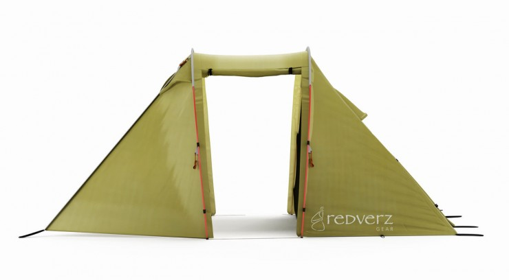 Redverz Solo Expedition Tent 6