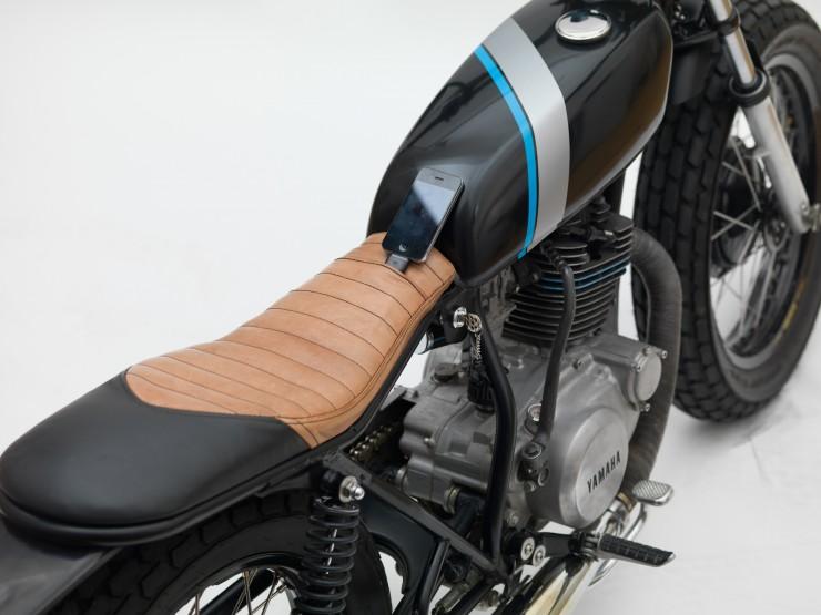 Yamaha SR250 4