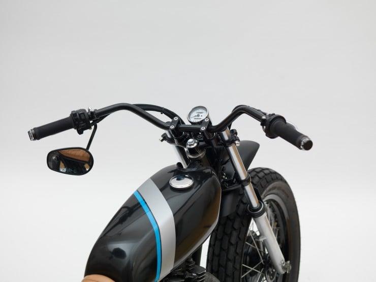 Yamaha SR250 5
