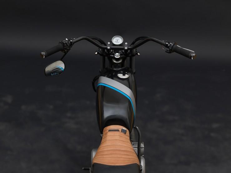 Yamaha SR250 6