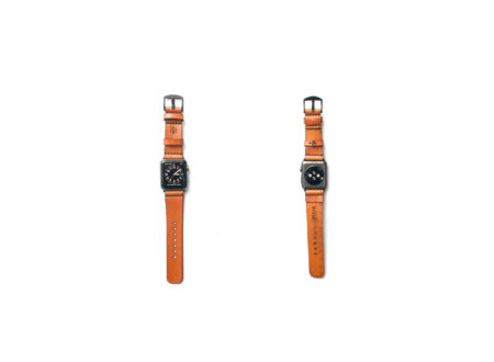 Apple Watch Strap 450x330 - Leather Apple Watch Strap by Bexar Goods Co
