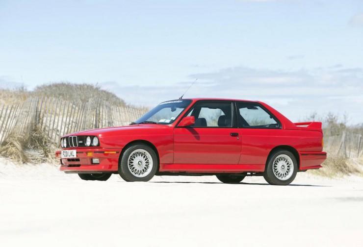 BMW M3 E30 10