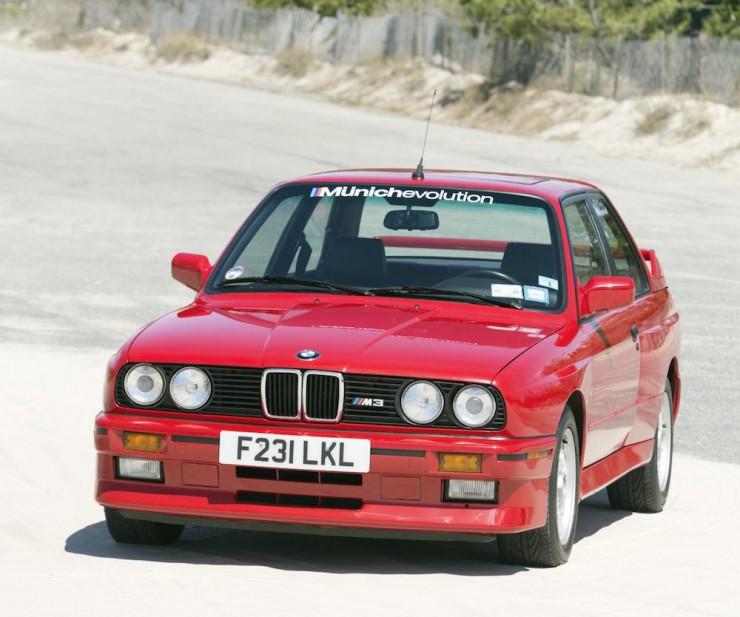 BMW M3 E30 11