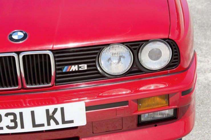 BMW M3 E30 12