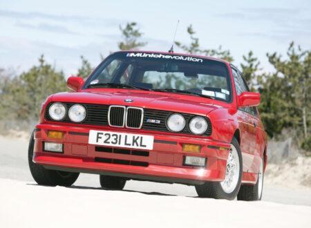 BMW M3 E30 4 450x330 - 1989 BMW M3