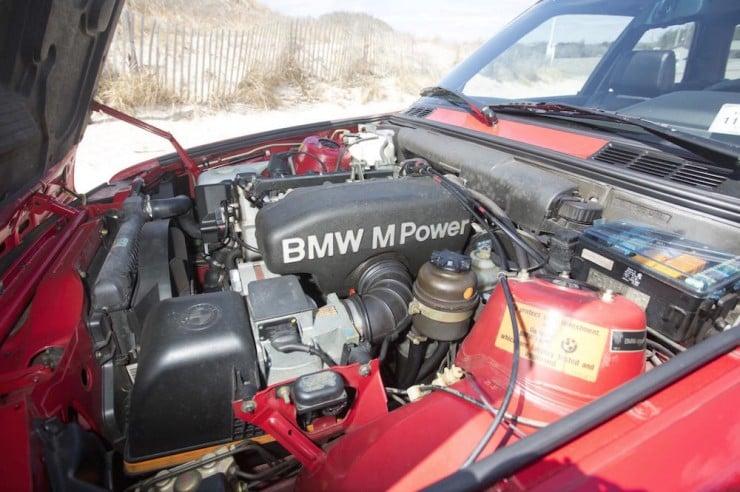 BMW M3 E30 5