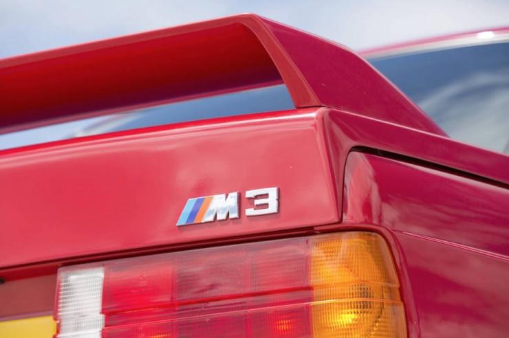 BMW M3 E30 7