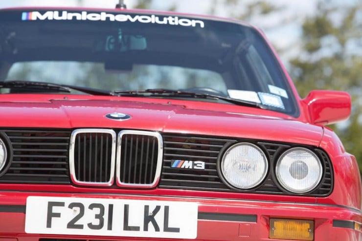 BMW M3 E30 8