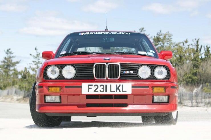 BMW M3 E30 9