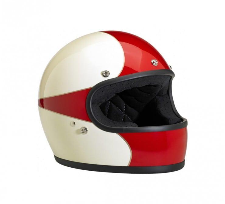 Biltwell LE Scallop Gringo Helmet 1
