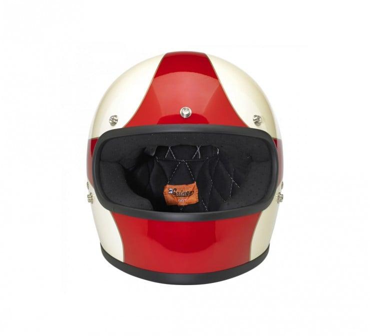 Biltwell LE Scallop Gringo Helmet 2
