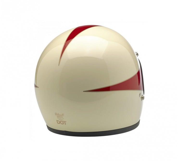 Biltwell LE Scallop Gringo Helmet 3