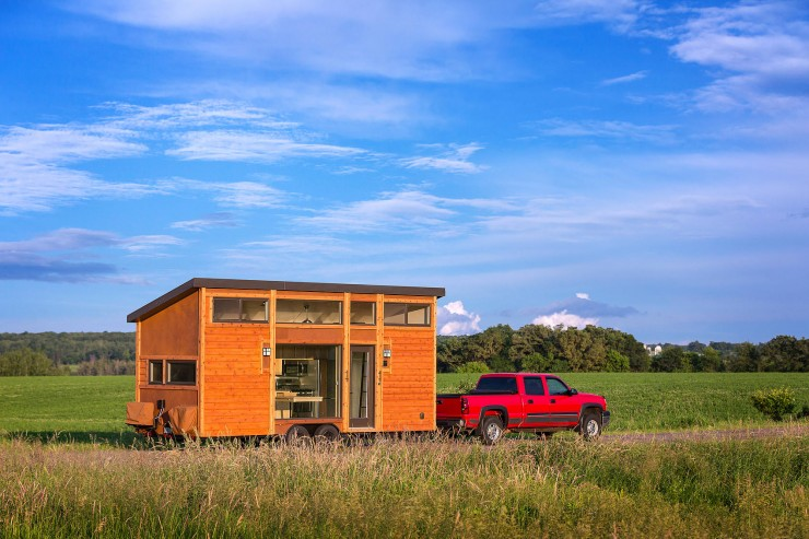 Escape Traveller Tiny House 2