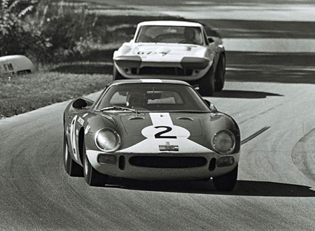 Ferrari 250 LM 450x330 - 1964 Road America 500