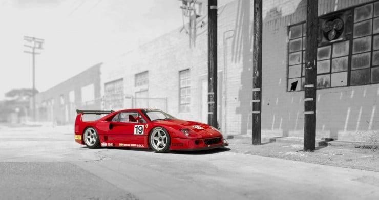 Ferrari-F40-LM-1