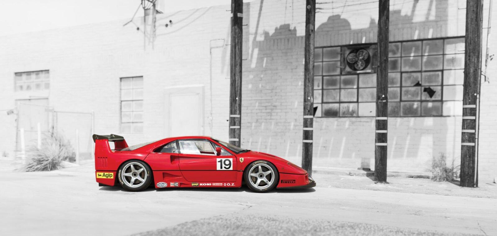 Ferrari F40 LM 5 1600x762 - Ferrari F40 LM