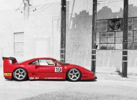 Ferrari F40 LM 5 450x330 - Ferrari F40 LM