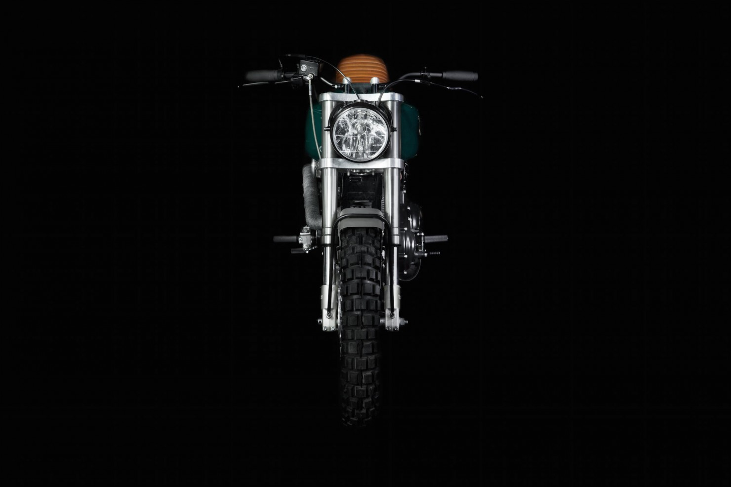 Harley-Davidson Scrambler  2