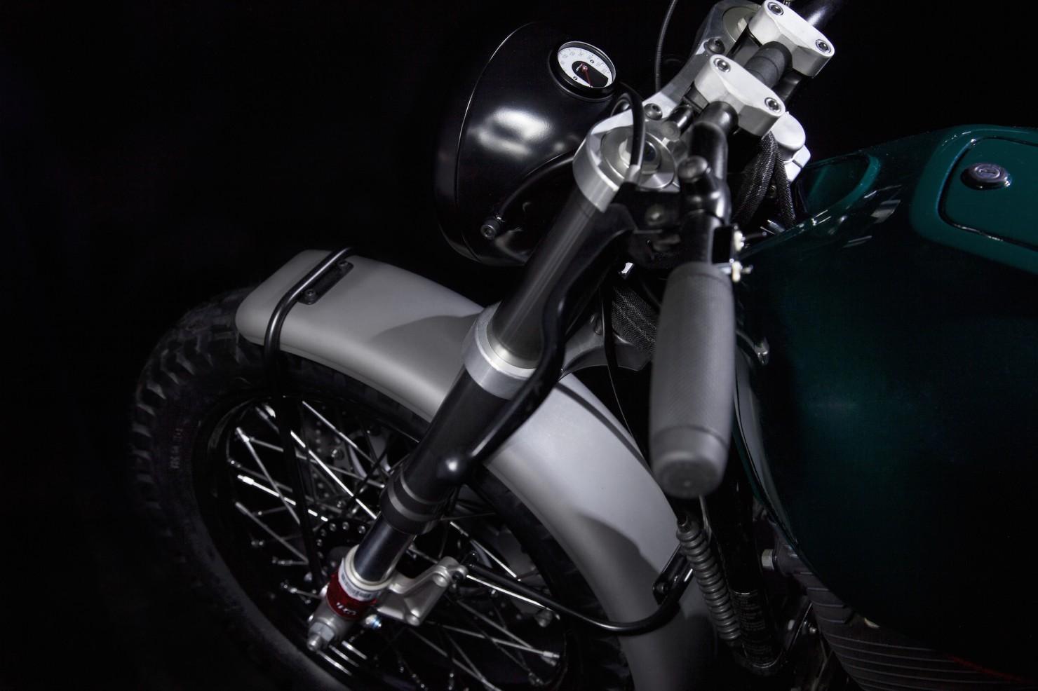 Harley-Davidson Scrambler  5