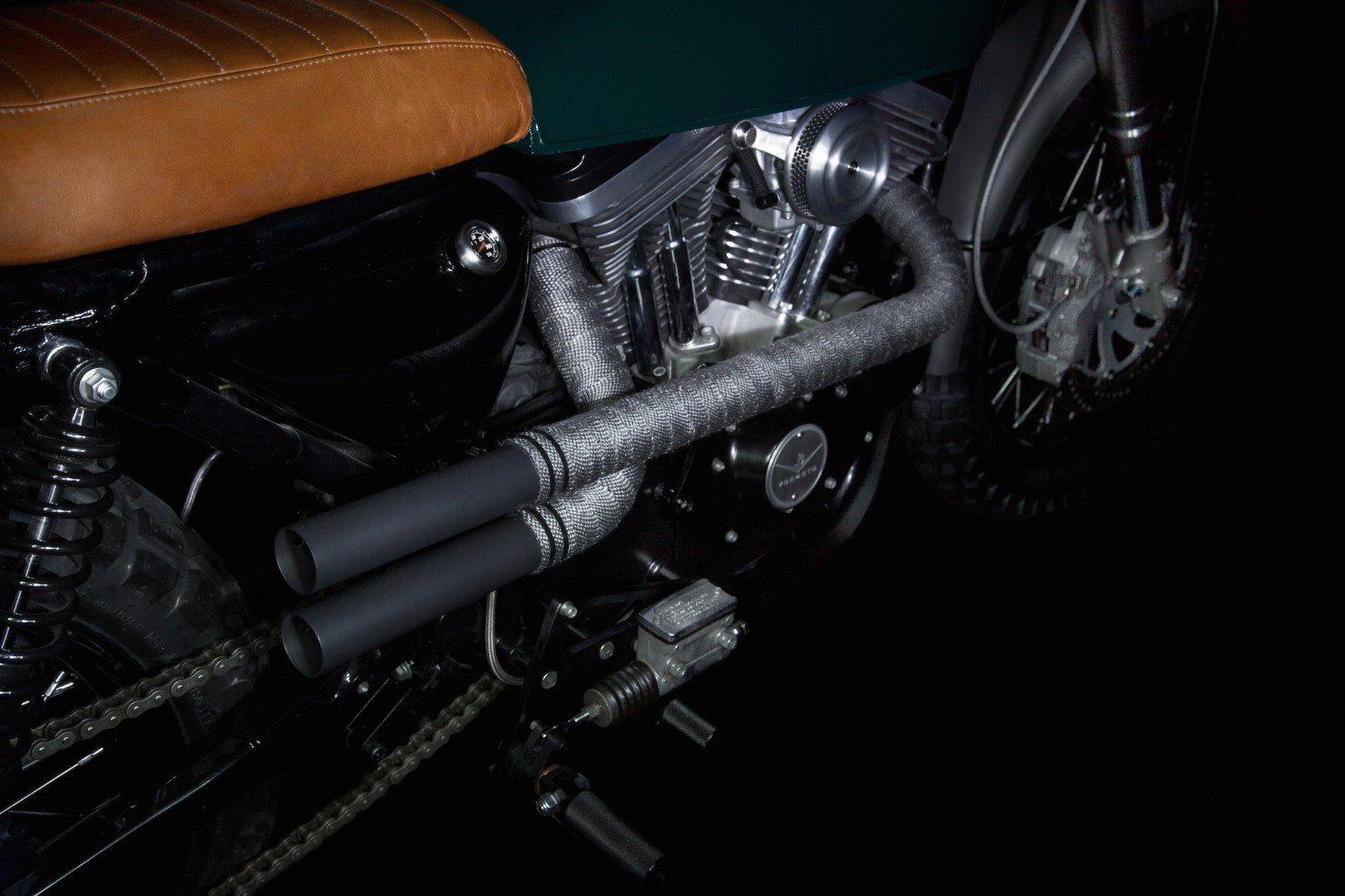 Harley-Davidson Scrambler  6