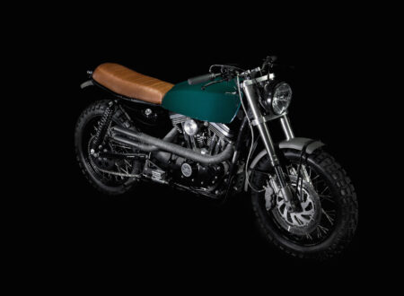 Harley-Davidson Scrambler  7