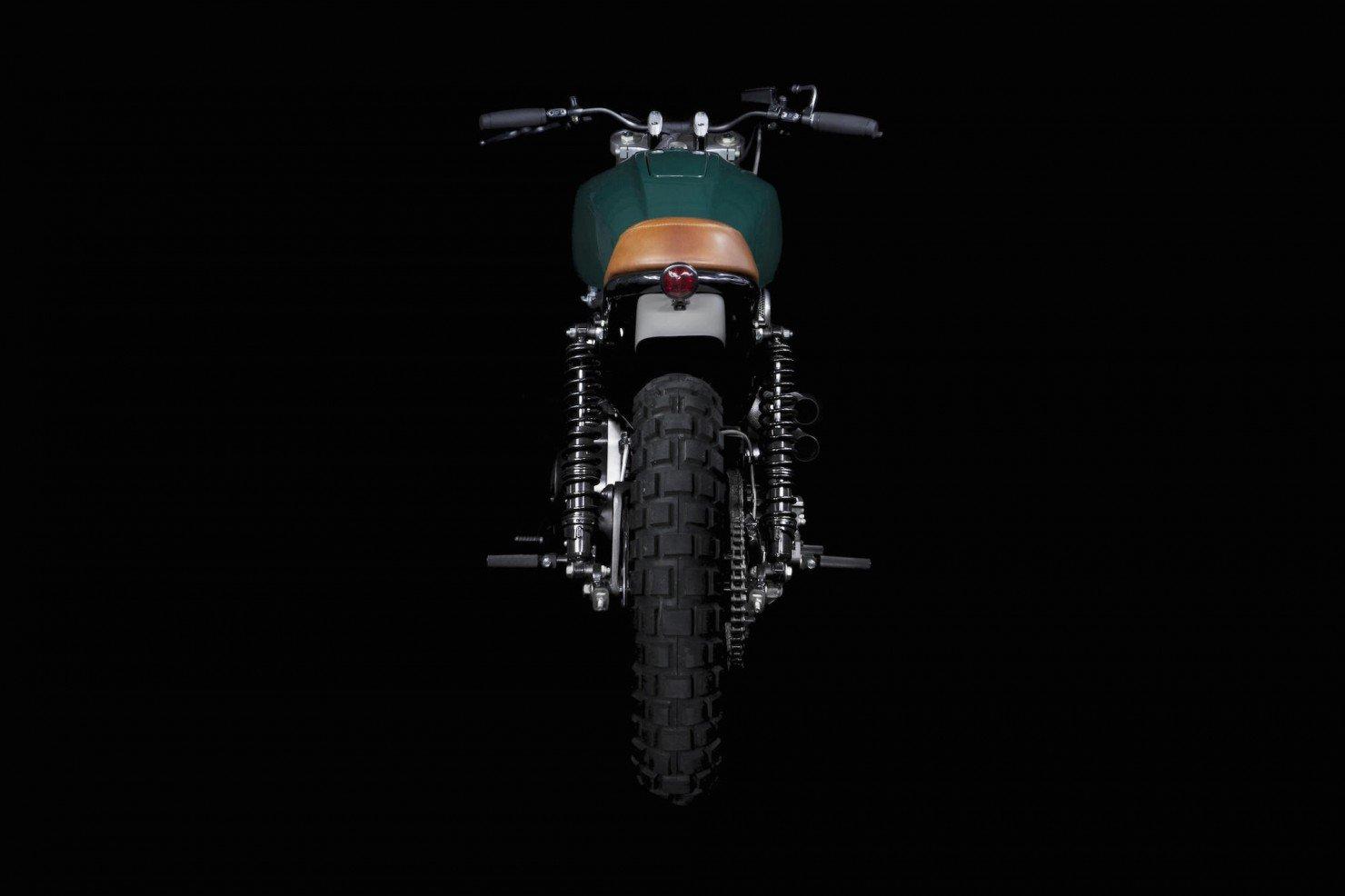 Harley-Davidson Scrambler  8