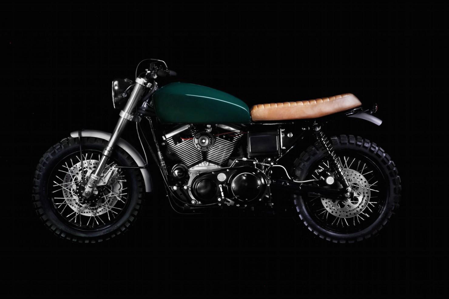 Harley-Davidson Scrambler  9
