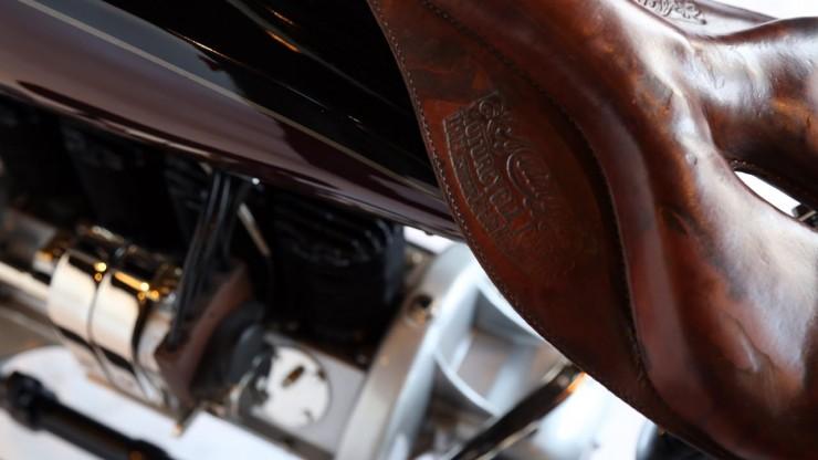 Henderson Motorcycle 1
