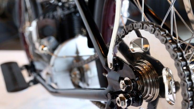 Henderson Motorcycle 4