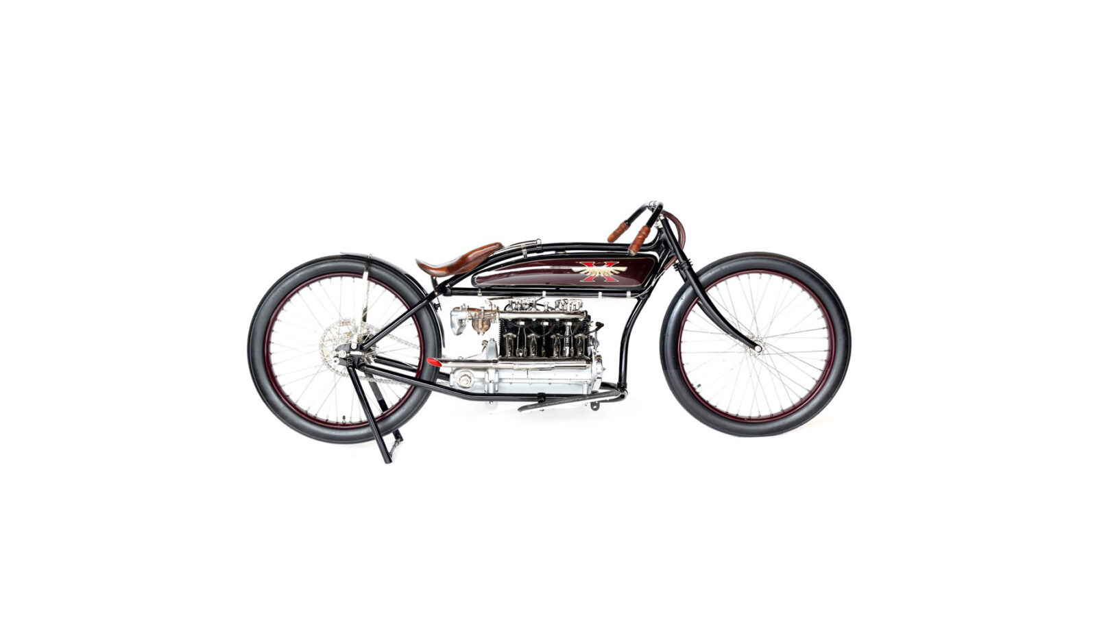 Henderson Motorcycle 6 1600x937 - 1917 Henderson Factory Racer