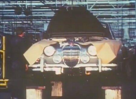 Jaguar Mark 2 450x330 - One Leap Ahead - A Jaguar Factory Tour In 1961