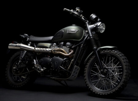 Jurassic World Triumph Scrambler Motorcycle 8 450x330 - The Official Jurassic World Triumph Scrambler