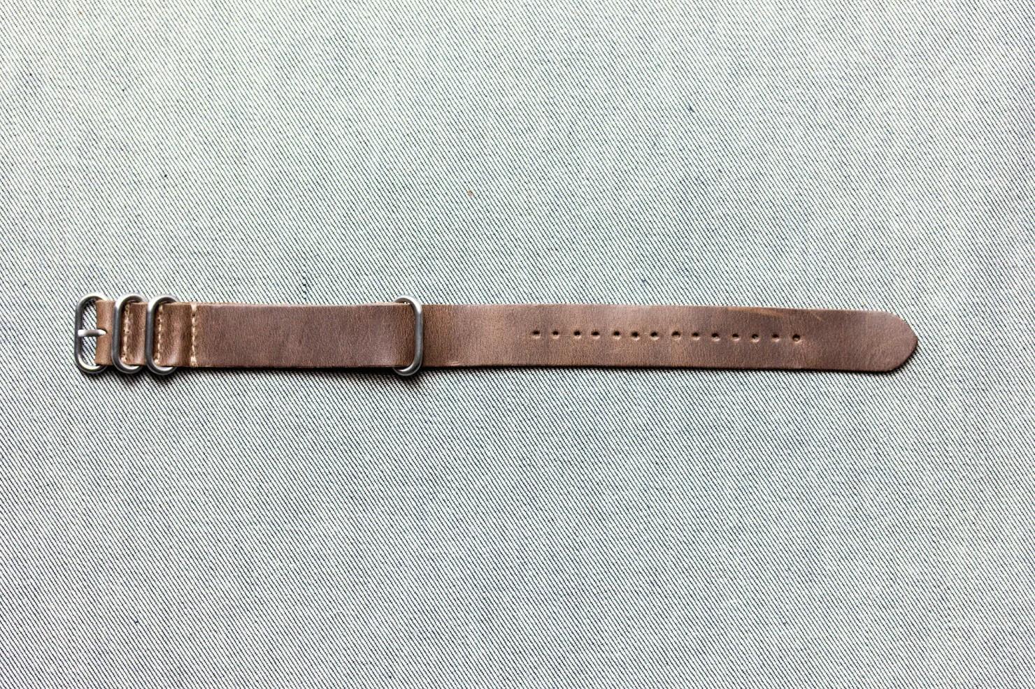 Military Watch Strap by Worn & Wound 1