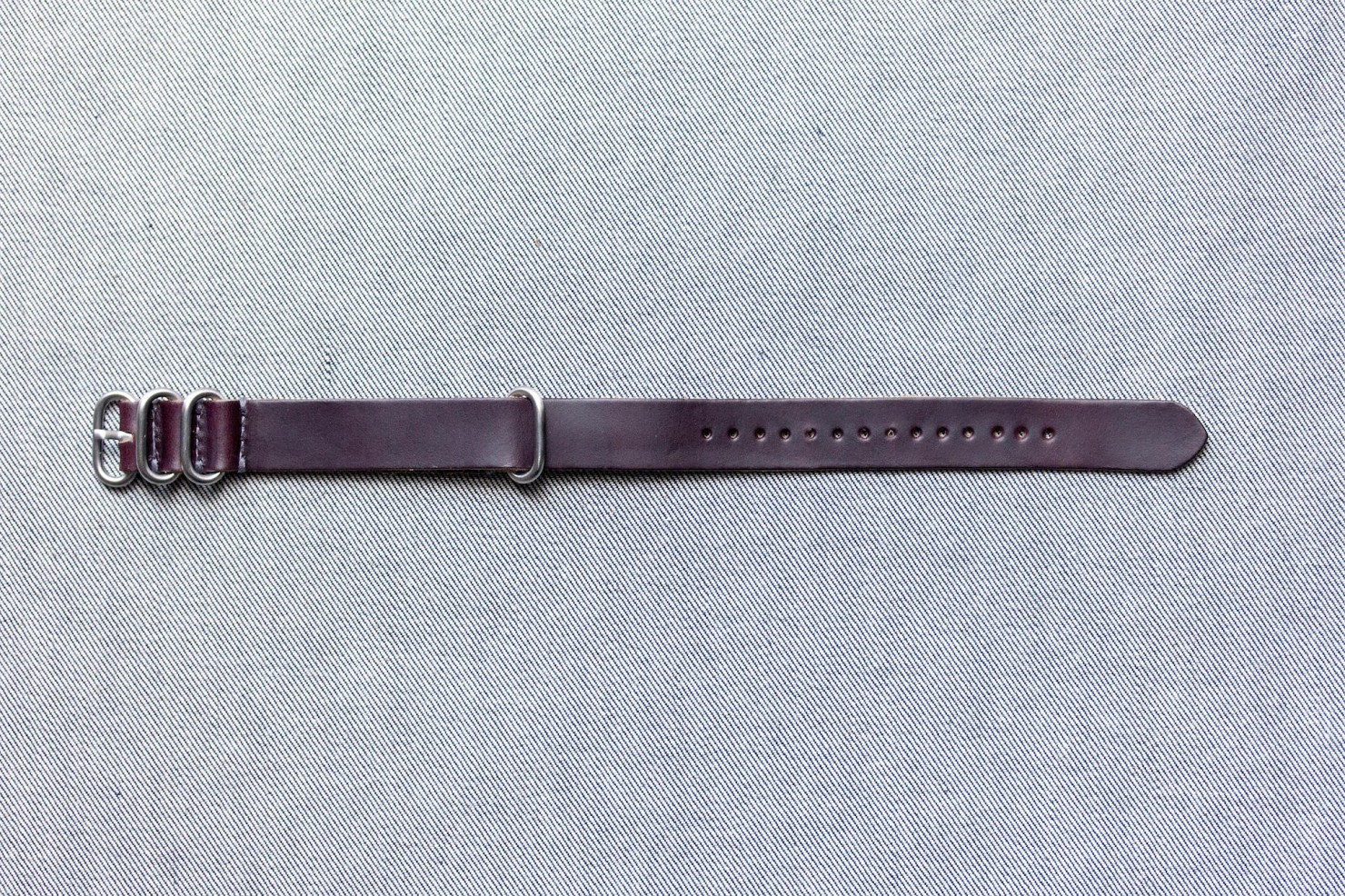 Military Watch Strap by Worn & Wound