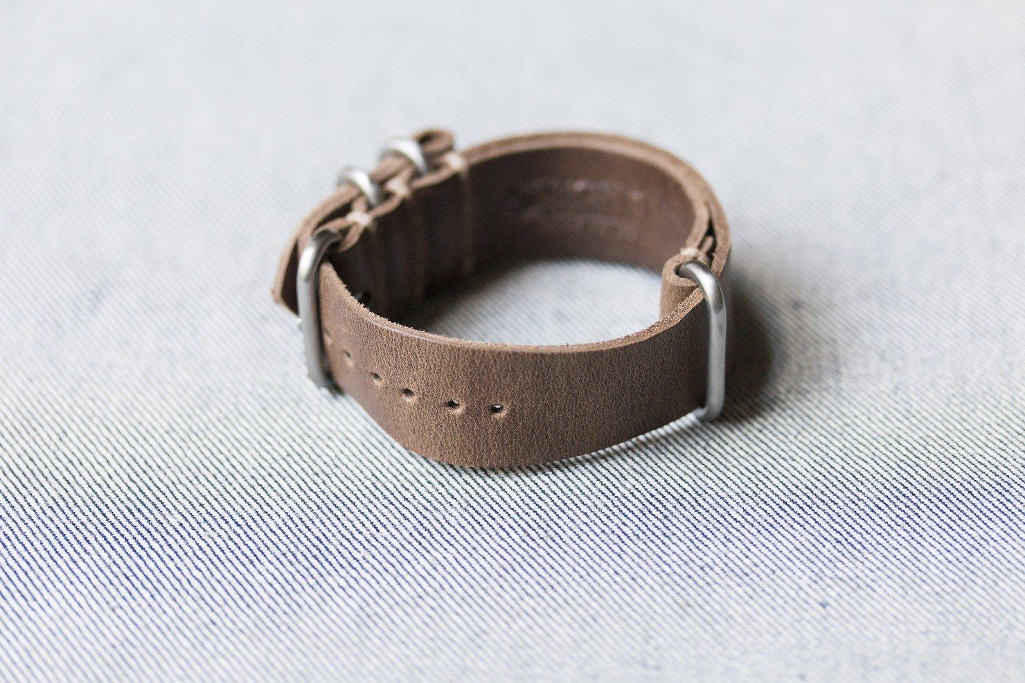 Military Watch Strap by Worn & Wound 2