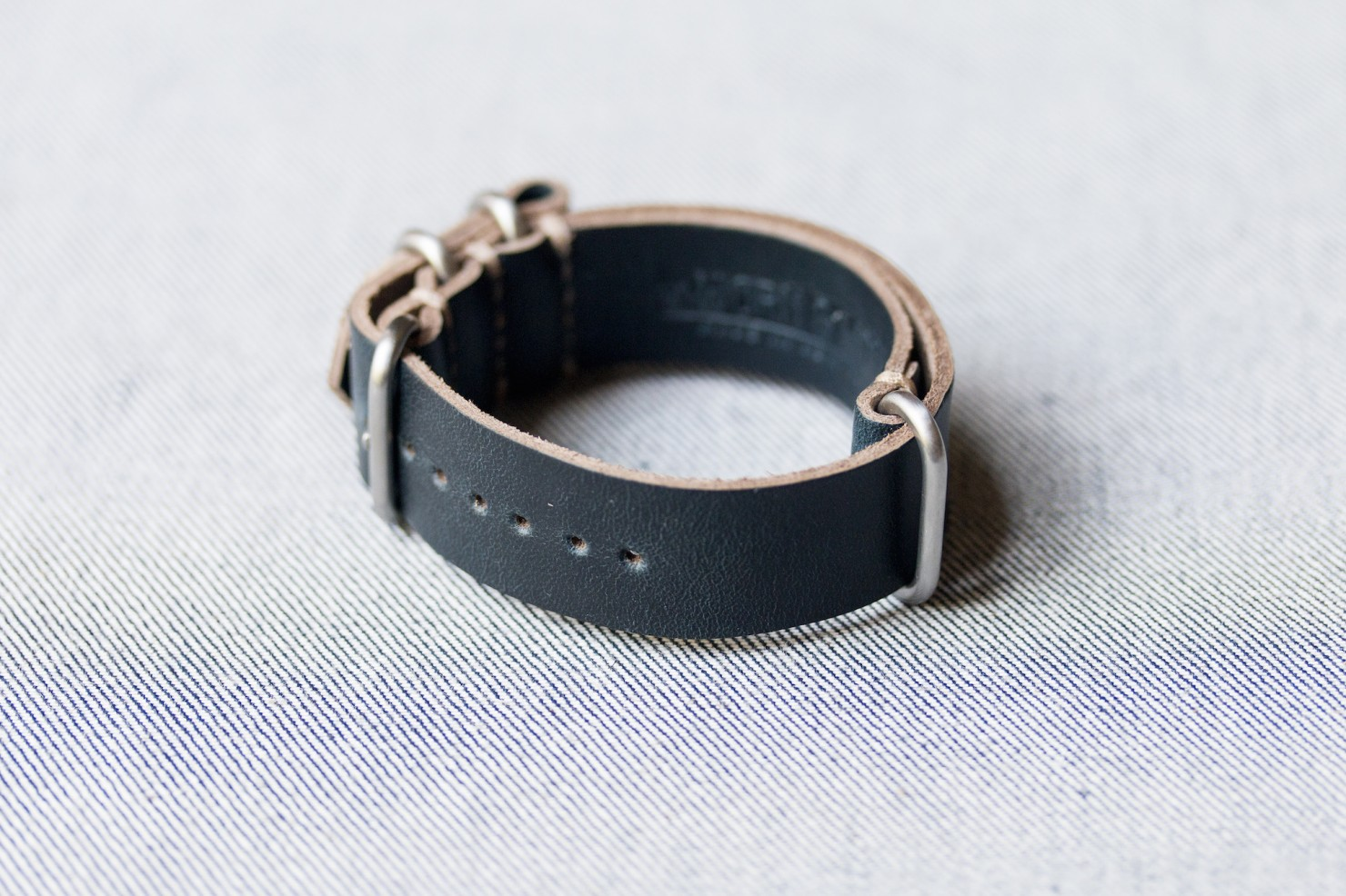 Military Watch Strap by Worn & Wound 3