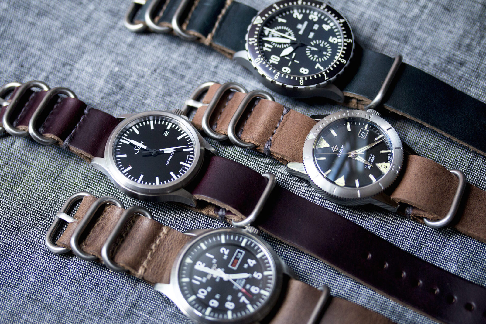 Military Watch Strap by Worn Wound 4 1600x1066 - Military Watch Strap by Worn & Wound