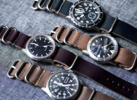 Military Watch Strap by Worn & Wound 4