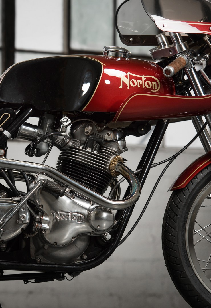 Norton Commando Motorbike 5