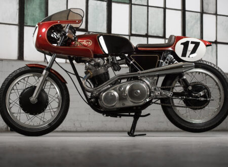 Norton Commando Motorbike 6 450x330