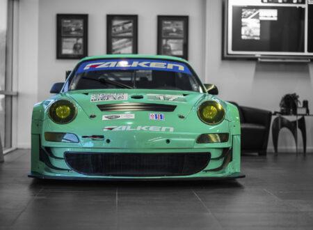 Porsche 911 RSR 12 450x330 - The Porsche 911 RSR In The Lobby
